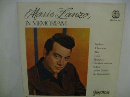 Mario Lanza - In Memoriam