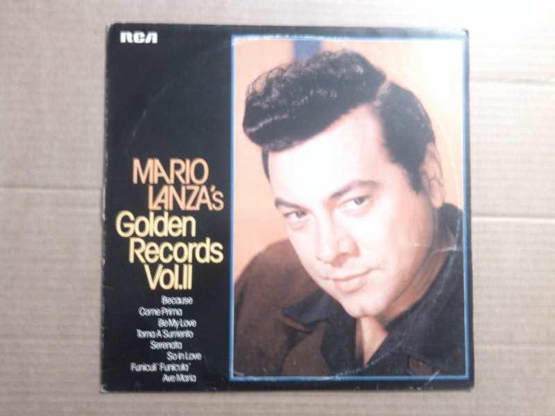 Mario Lanza - Mario Lanza`s Golden Records Vol.II