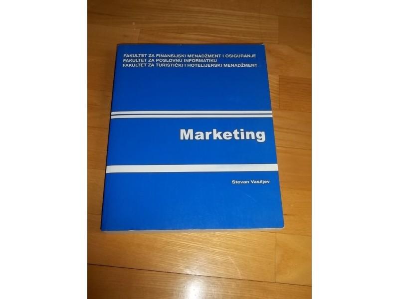 Marketing - Stevan Vasiljev