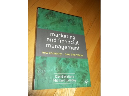 Marketing and Financial Management New Economy-New Inte