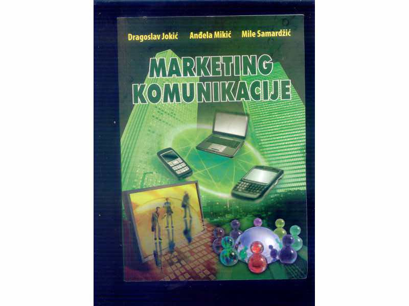 Marketing komunikacije D.Jokic A.Mikic M.Samardzic