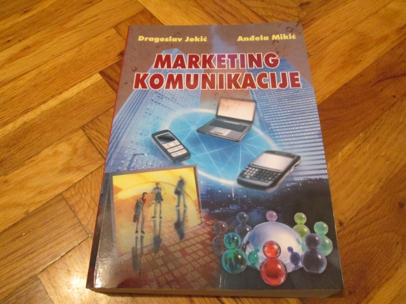 Marketing komunikacije D.Jokic A.Mikic