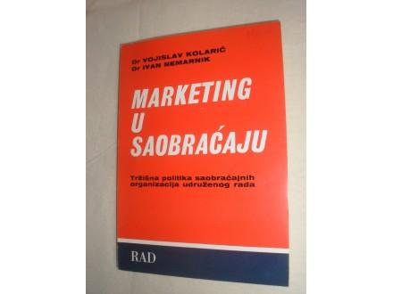 Marketing u saobraćaju, dr Kolarić i dr Nemarnik