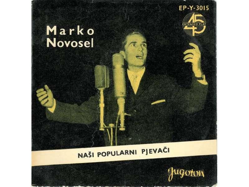 Marko Novosel - Nije Li Lažan Tvoj Mir?