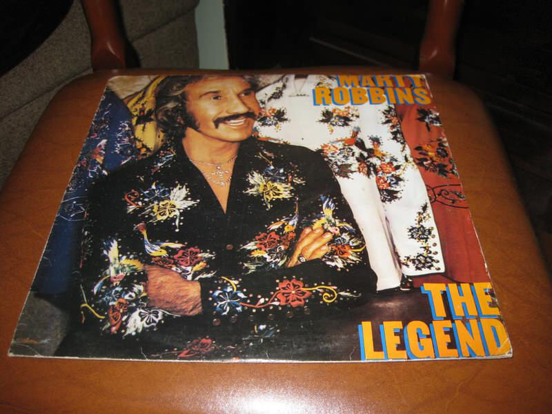 Marty Robbins - The Legend