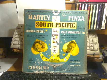 Mary Martin, Ezio Pinza, Rodgers & Hammerstein - South Pacific With Original Broadway Cast