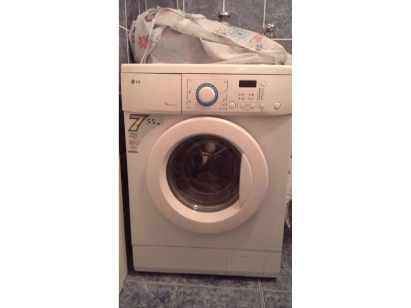 Mašina za pranje veša LG- WD-10302 TUP