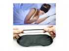 Maska za spavanje i kao maska za oci, teget