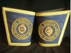 Masonske narukvice George Boston loza No 10034