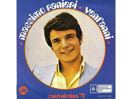 Massimo Ranieri - Vent` Anni