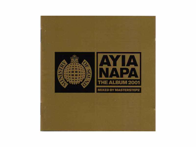 Master Stepz - Ayia Napa - The Album 2001