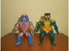 Masters Of The Universe - Man-E-Face & Mer-Man INDIA