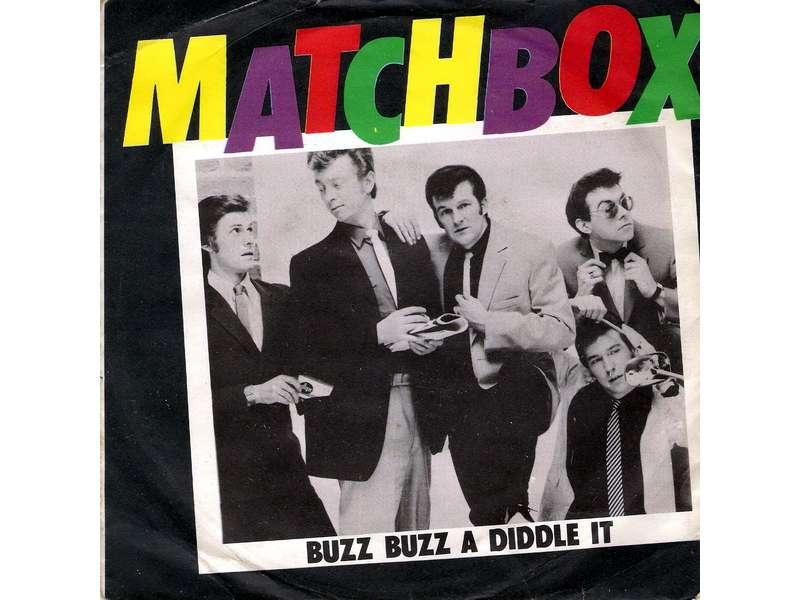 Matchbox (3) - Buzz Buzz A Diddle It