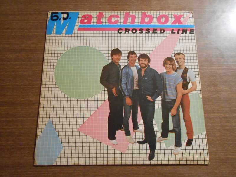 Matchbox (3) - Crossed Line