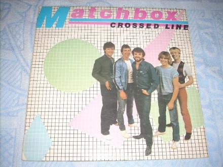 Matchbox-Crossed Line LP