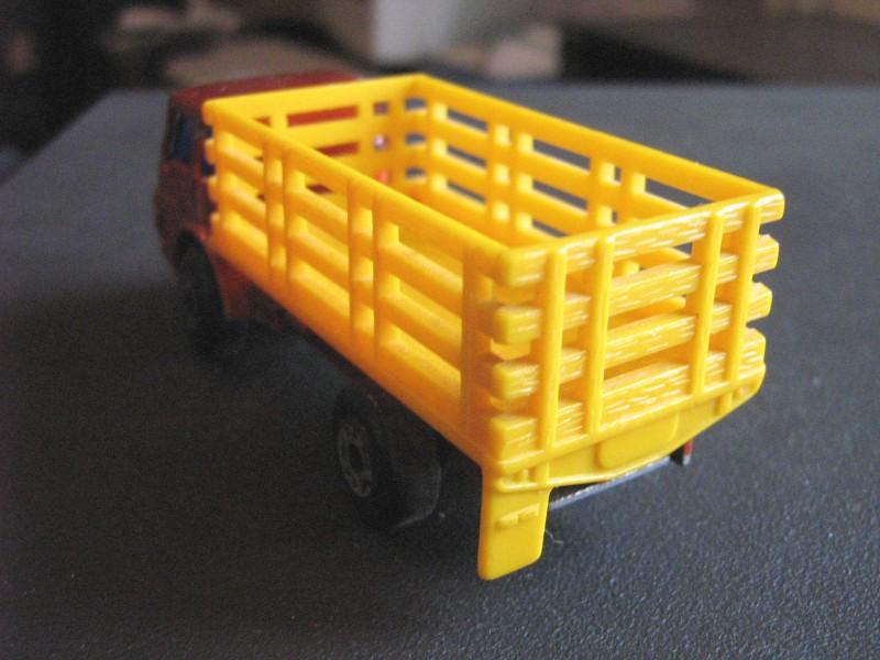 Matchbox Superfast Cattle Truck