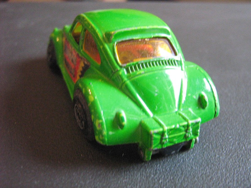 Matchbox Superfast Dragon Wheels No. 43