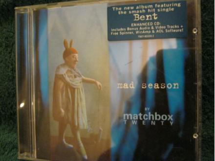 Matchbox Twenty - Mad Season