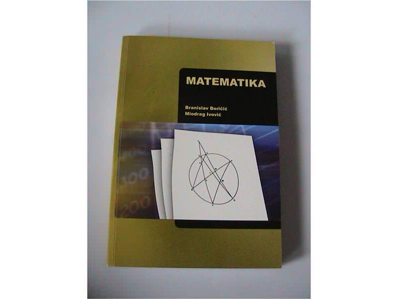 Matematika, Boričić-Ivović
