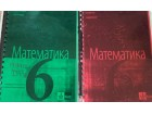 Matematika ,udžbenik i zbirka zadataka,6  razred-Klet