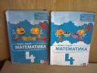 Matematika (udzbenik+radna sveska) za 4.raz Klet