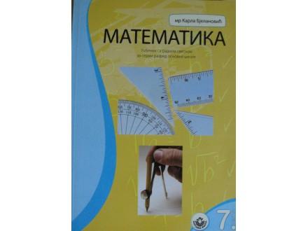Matematika  za sedmi razred  Bjelanović