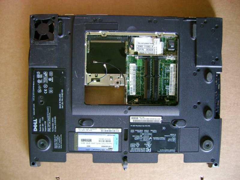 Maticna ploca za Dell Inspiron 4100