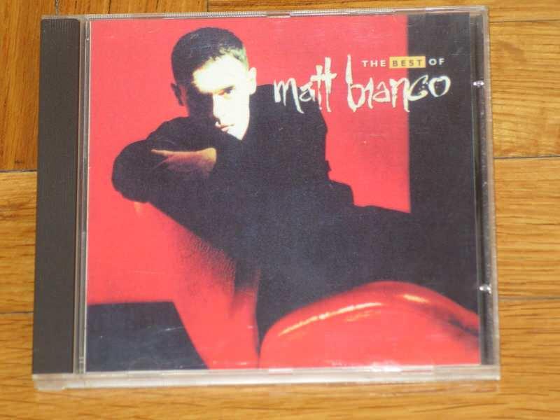 Matt Bianco - The Best Of Matt Bianco
