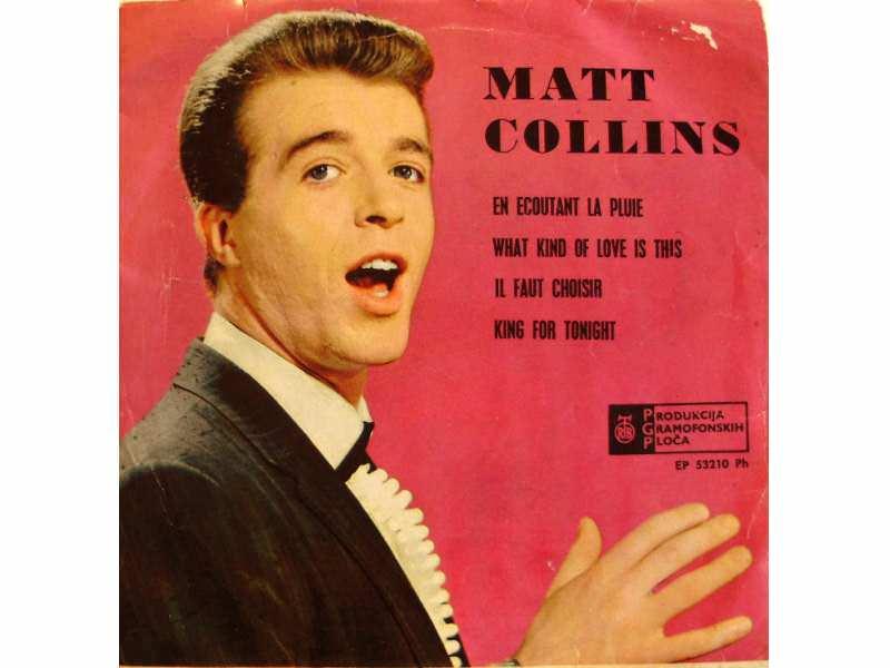 Matt Collins (2) - En Ecoutant La Pluie