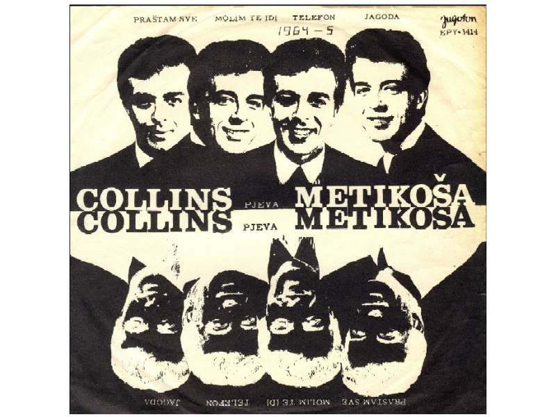 Matt Collins (2) - Pjeva Metikoša