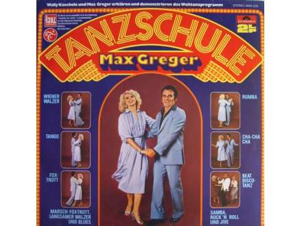 Max Greger - Tanzschule
