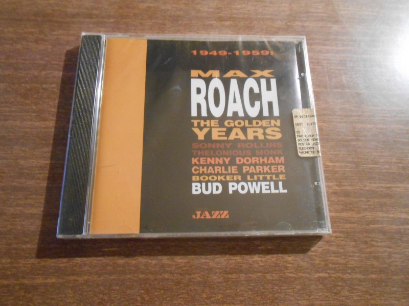 Max Roach - The Golden Years