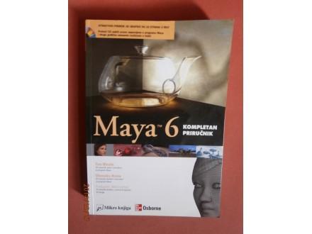 Maya 6 Kompletan prirucnik ( bez CD-a ), Tom Meade