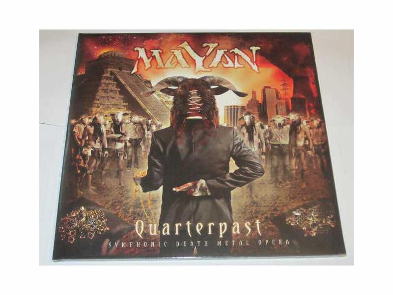Mayan - Quarterpast