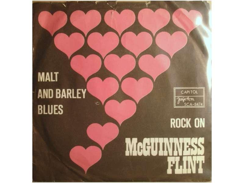 McGuinness Flint - Malt And Barley Blues / Rock On