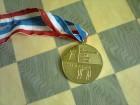 Medalja - Omladinsko prvenstvo SFRJ 1989 (sah)