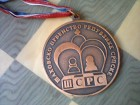 Medalja - Prva liga Republike Srpske 2001 (sah)