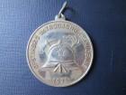 Medalja opštinskog vatrogasnog takmičenja 1975.