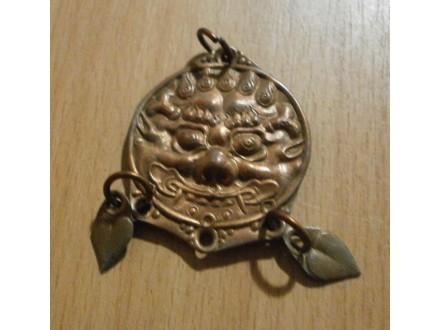 Medaljon, bakar