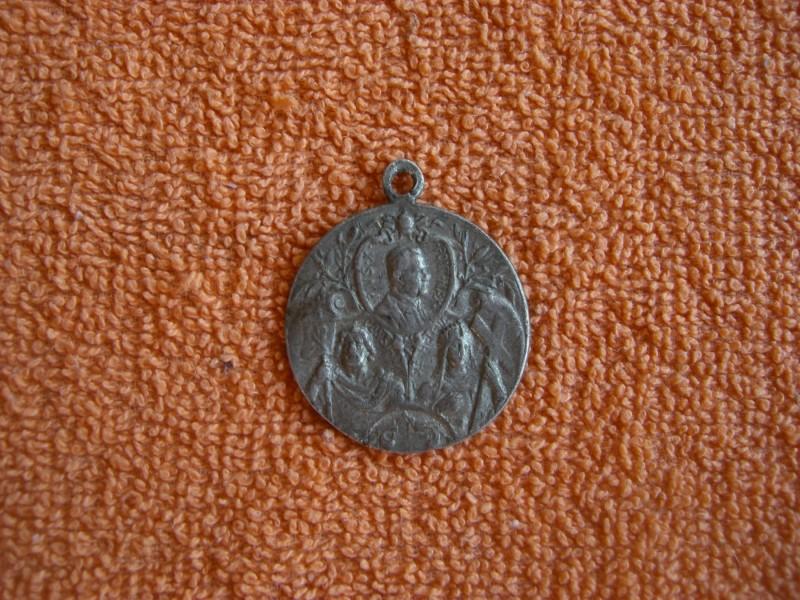 Medaljon papa Pije X