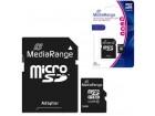 MediaRange MicroSD 16GB Class 10