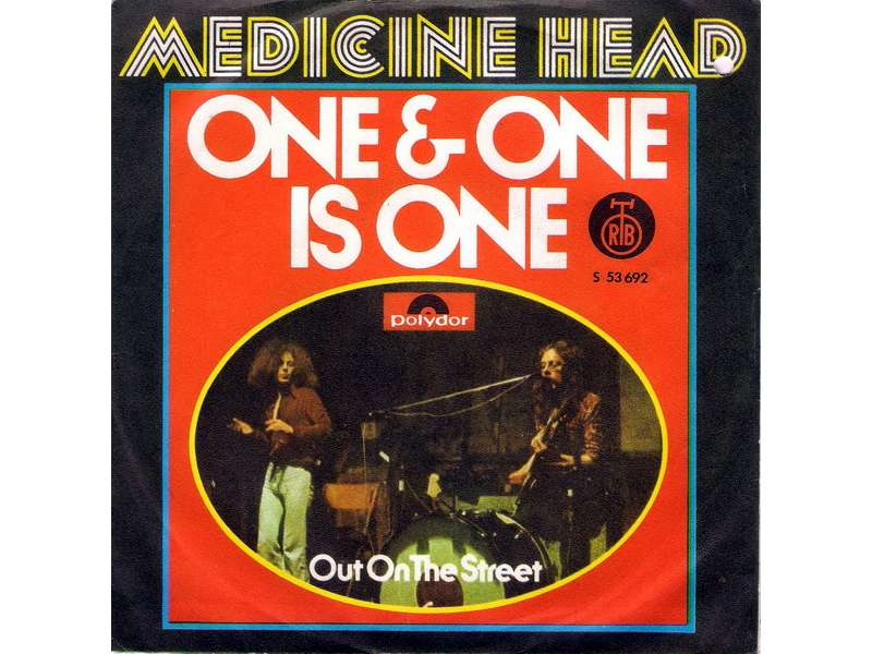 Medicine Head (2) - One & One Is One