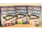 Medicinska enciklopedija 1-3 Vujović, Slijepčević