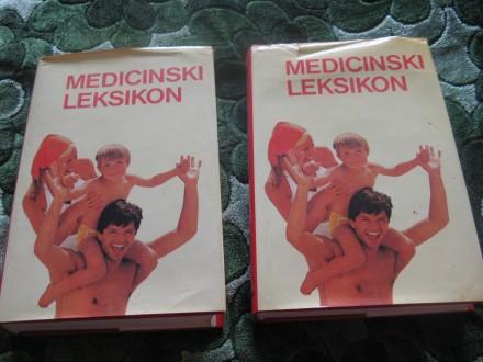 Medicinski leksikon 1,2