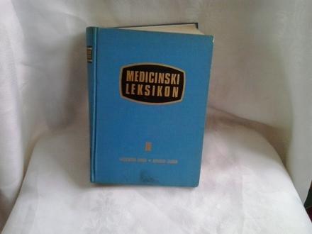 Medicinski leksikon, urednik dr Aleksandar Kostić