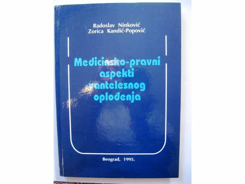 Medicinsko-pravni aspekti vantelesnog oplodjenja - R.N.