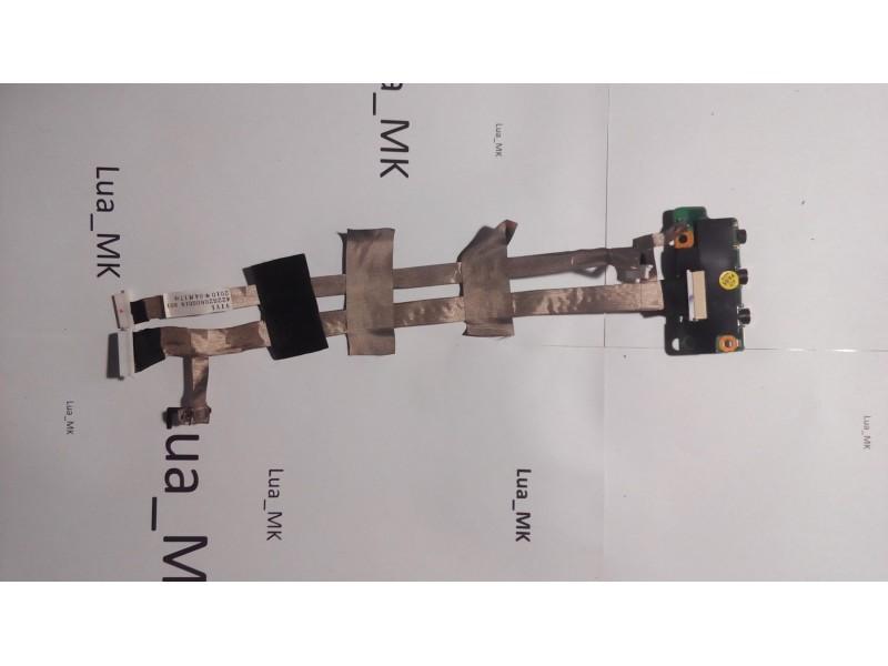 Medion p6614 Audio konektor