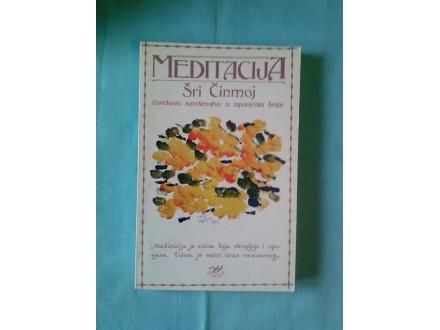 Meditacija Sri Cinmoj