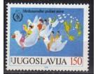 Međunarodna godina mira 1986.,čisto