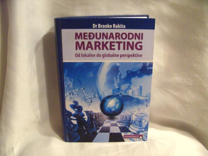 Međunarodni marketing, Branko Rakita